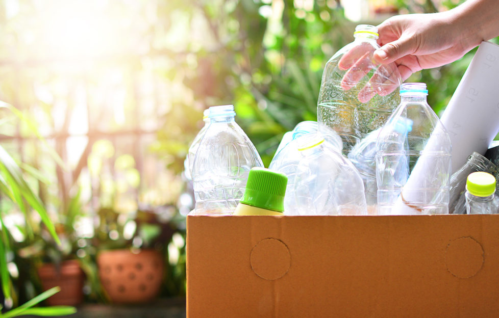 Plastic bottles for recycling Pic: Shutterstock