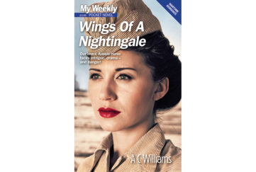 Cover of pocket novel Wings of a Nightingale