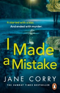 I Made A Mistake book cover