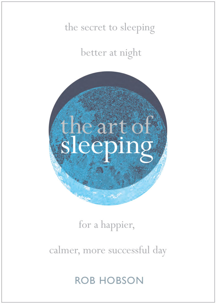 The art of sleeping book cover
