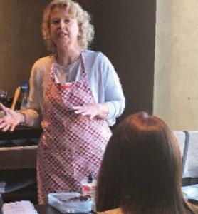 Kathryn My Weekly's food stylist
