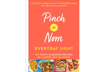 Pinch of Nom Everyday Light cookbook cover