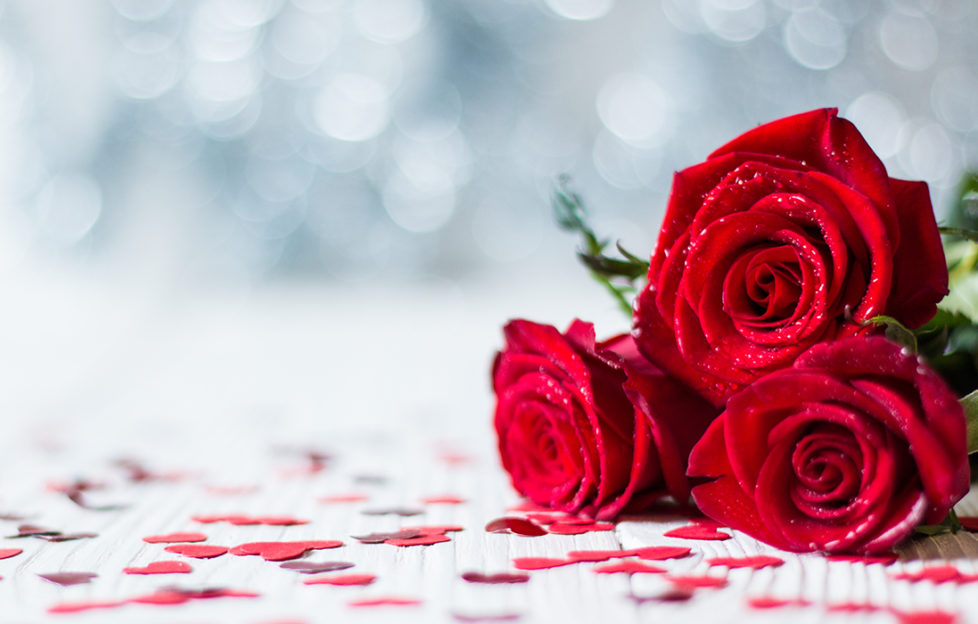 Red roses Pic: Shutterstock