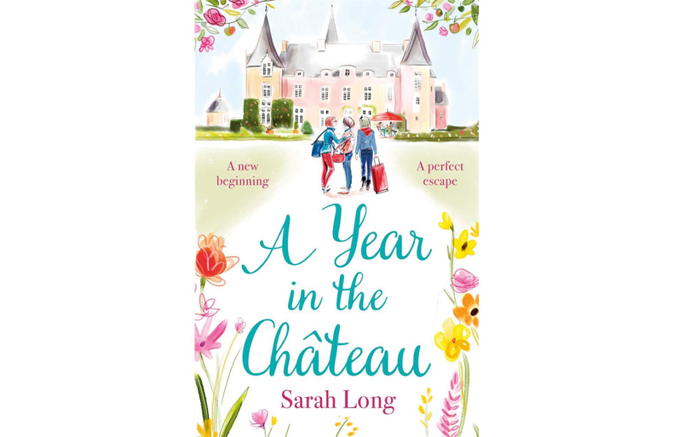 Cover of A Year In The Chateau