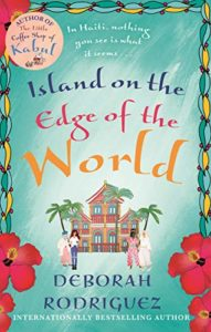Island On The Edge of the World book cover