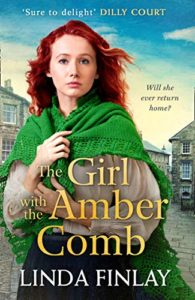 The Girl With The Amber Comb book cover
