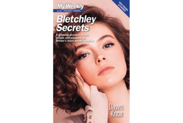 Bletchley Secrets cover