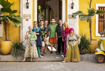 The Real Marigold Hotel starts April 30