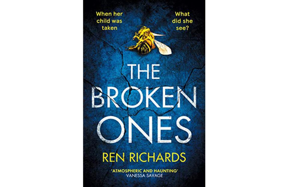 The Broken Ones cover