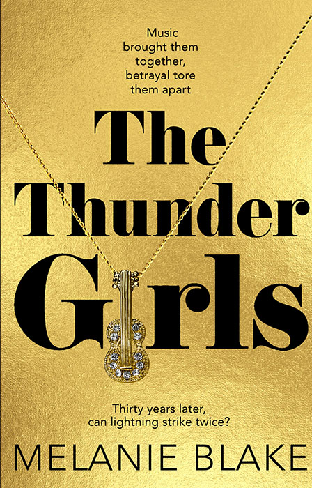The Thunder Girls book cover