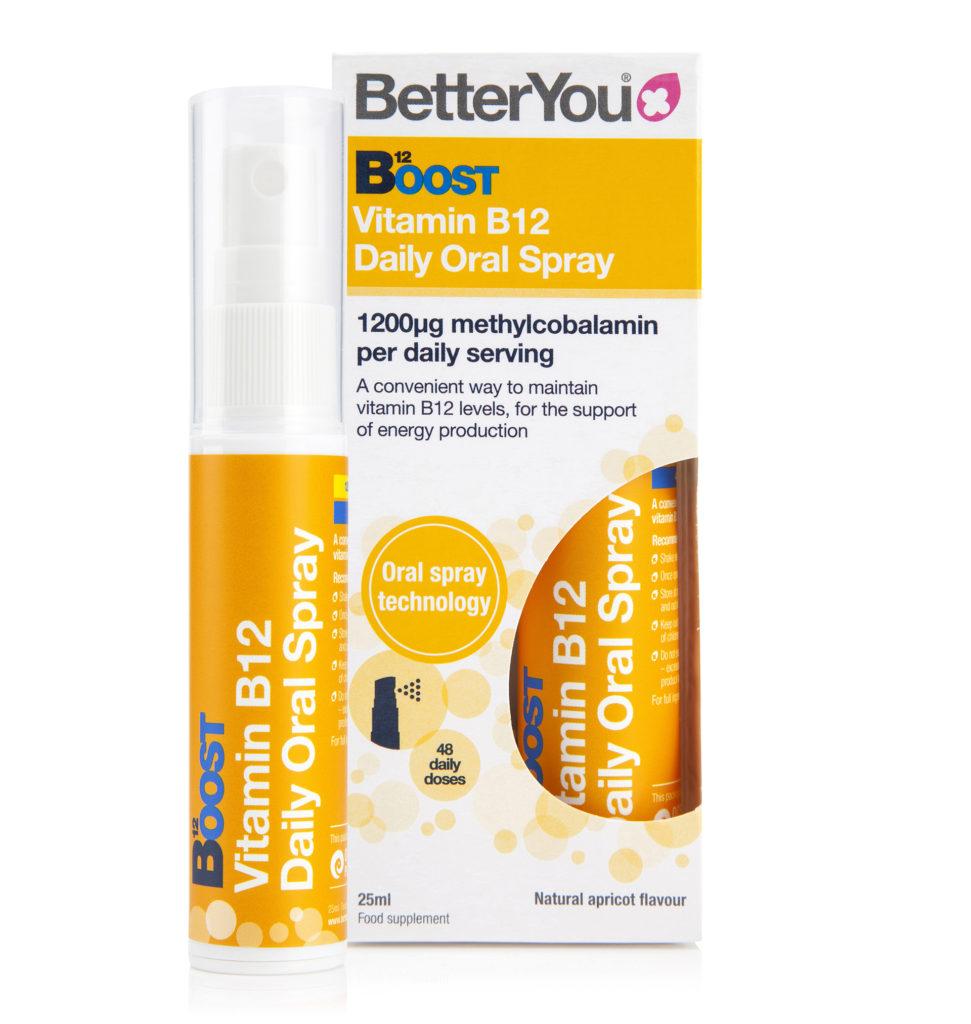 BetterYou B12 Boost Spray