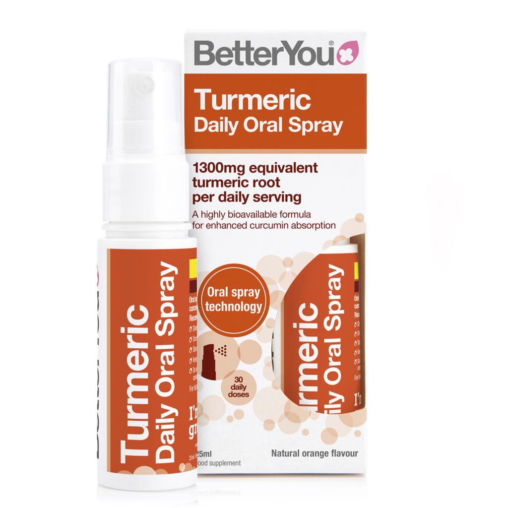BetterYou Turmeric Spray