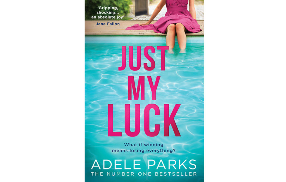Just My Luck book cover