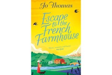 Cover of Escape To The French Farmhouse