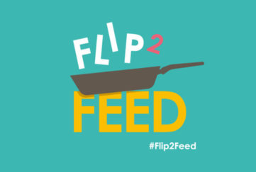 Flip to Feed logo