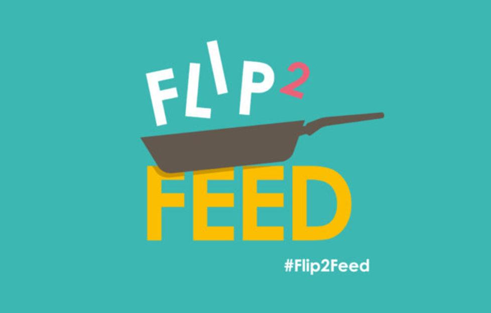 Flip to Feed logo