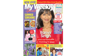 Cover of My Weekly Special with Ranvir Singh and summer cookery