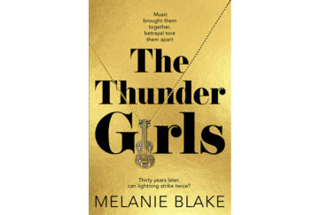 Thunder Girls book cover