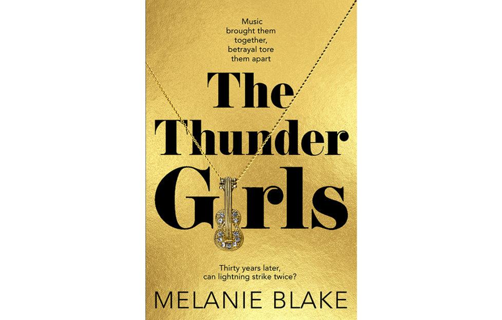 Thunder Girls book cover