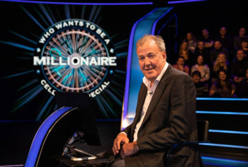 Jeremy Clarkson, Who Wants To Be A Millionaire? on ITV