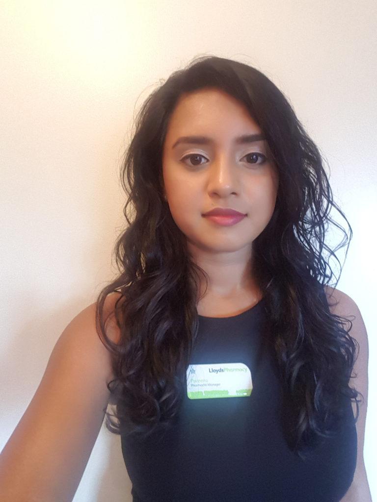 Pareena Patel