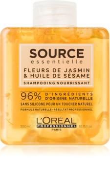 L'Oréal Professionnel Source Essentielle Jasmine Flowers & Sesame Oil Nourishing Shampoo