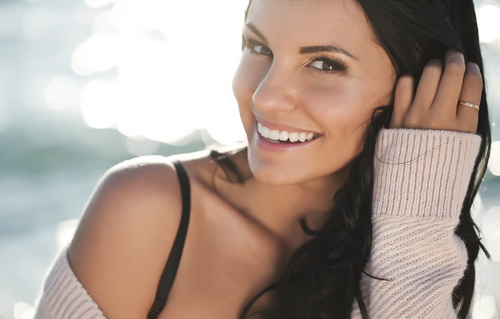 Beautiful woman on summer's day Pic: Shutterstock
