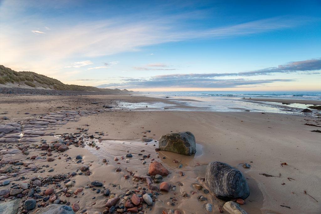 Sinclairs Bay Scotland