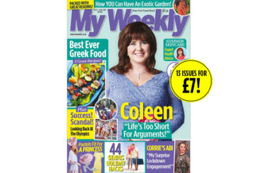 Coleen cover