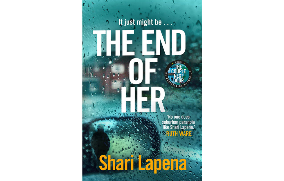Th End of Her book cover