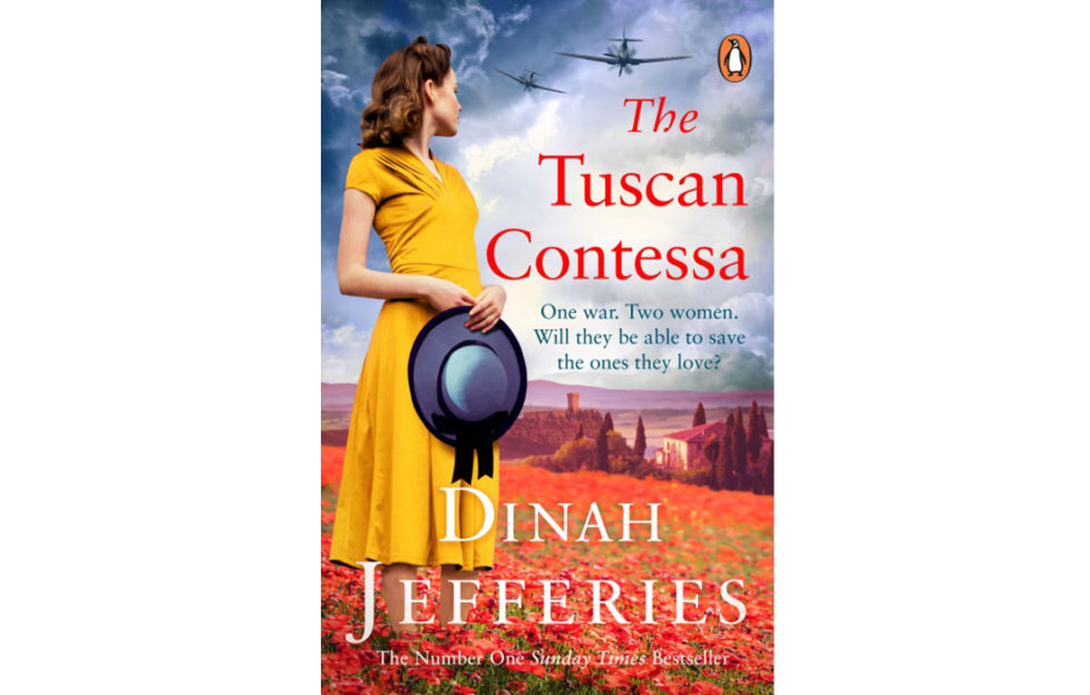 The Tuscan Contessa book cover