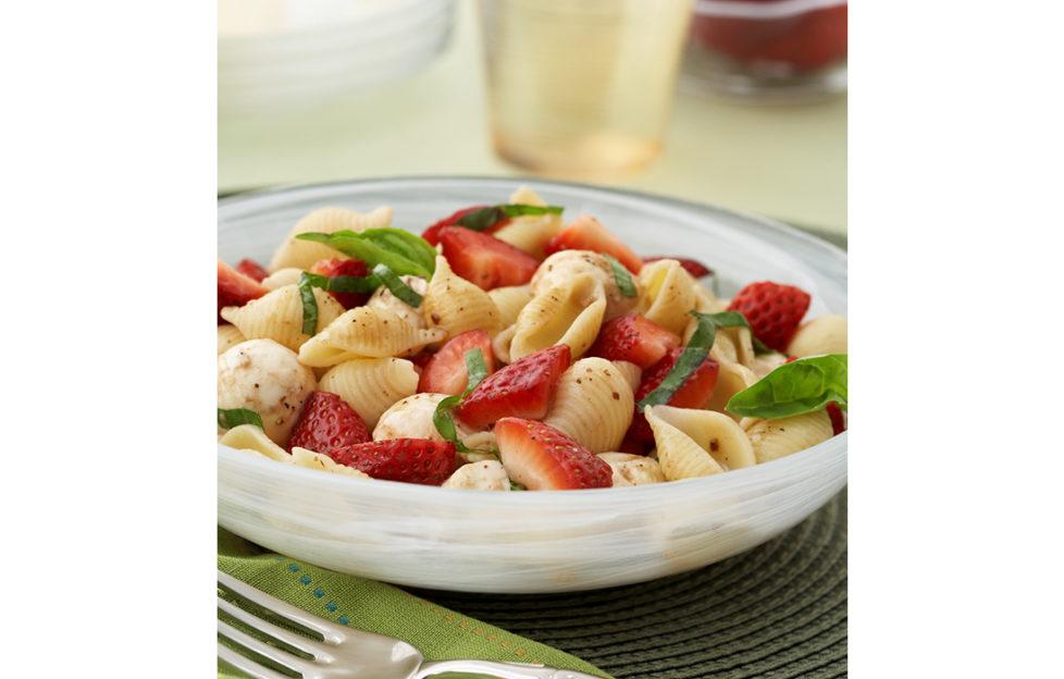 Strawberry and pasta recipe