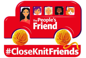 Close Knit friends logo