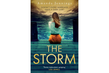 The Storm book cover
