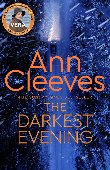The Darkest Evening book cover
