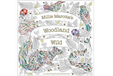 Woodland Wild book cover