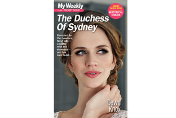 The Duchess of Sydney cover