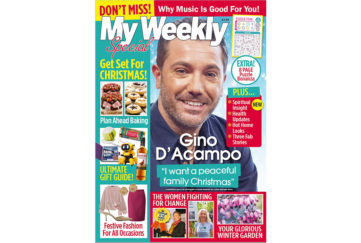 Cover of My Weekly Special 69 with Gino D'Acampo