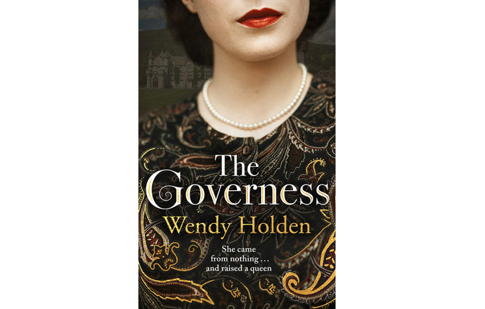 The Governess book cover