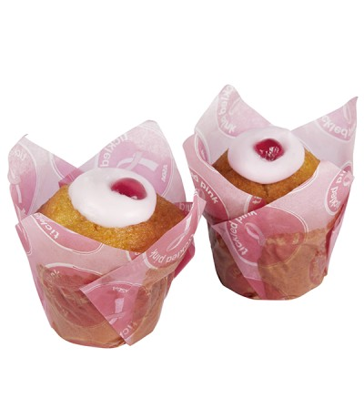 Tickled Pink Muffins