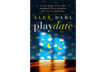 The Playdate book cover