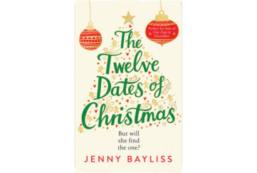 The Twelve Dates of Christmas book cover