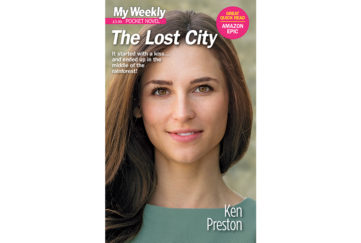 The Lost City Pocket Novel Cover