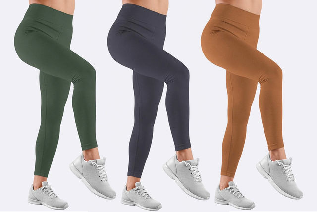 Leggings in 3 colours