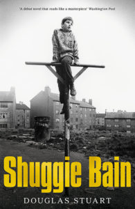 Book cover of Douglas Stuart's Shuggie Bain