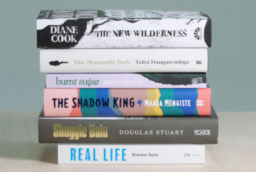 The Booker Prize shortlisted books