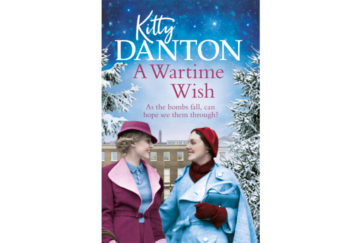 A Wartime Wish cover