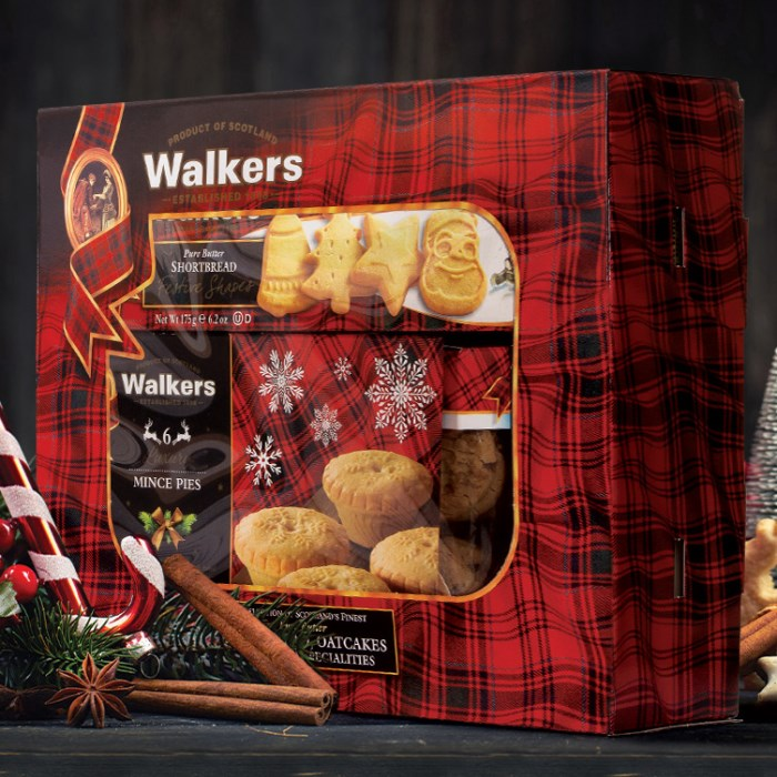 Walkers Festive Hamper