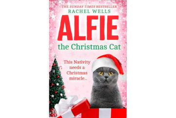 Alfie The Christmas Cat cover