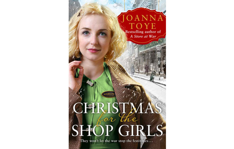 Christmas for the Shop Girls cover